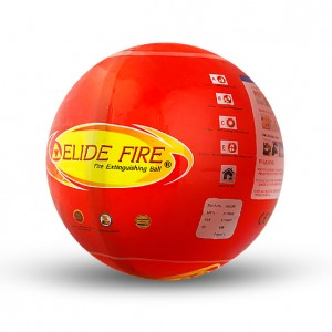 Elide Fire Ball brandblussers set 5 stuks